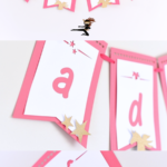How to Make a Unicorn Birthday Banner - FREE SVG