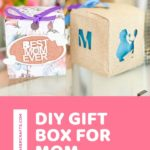 Free Mother's Day SVG - Gift Box Tutorial