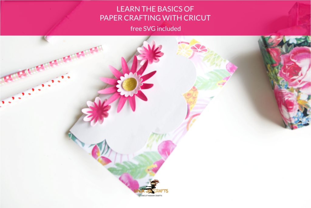 beginner cricut course learn the basics of paper crafting with cricut 3
