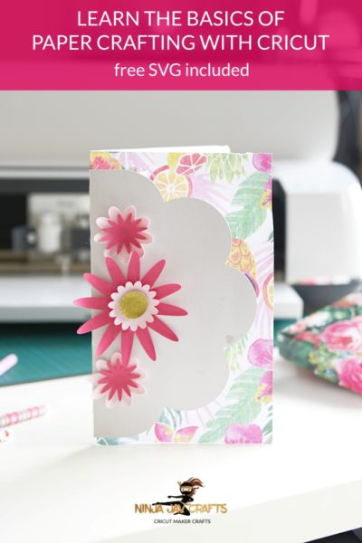 beginner cricut course learn the basics of paper crafting with cricut