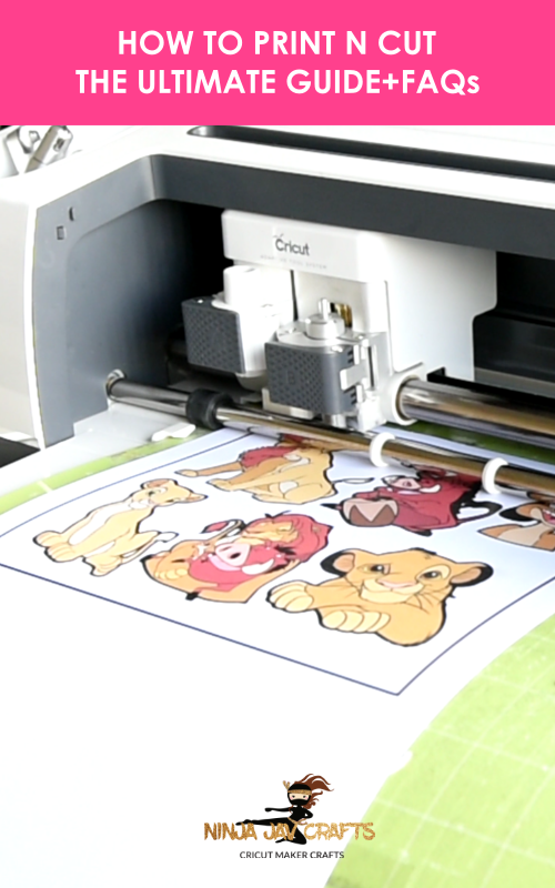 how to print and cut using cricut - ultimate guide for beginners what printer to use