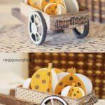 FREE Fall SVG Pumpkin Cart Tutorial