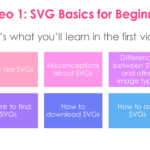 How to Create SVGs