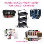 Cyber Monday Cricut and Craft Deals
