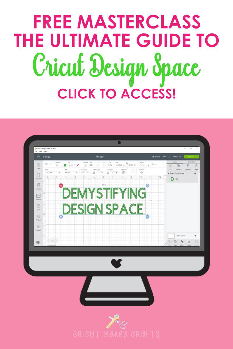 DESIGN SPACE DEMYSTIFIED Design space cricut tutorials, design space for beginners, design space for ipad, design space cheat sheets, design space cricut, design space how to use, design space layering