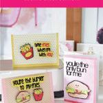 CUTE DIY Food Pun Cricut Cards SVG Bundle