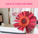 EASY Giant Paper Gerbera Daisy Template FREE SVG