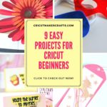 Cricut Maker Projects for Beginners - SO EASY