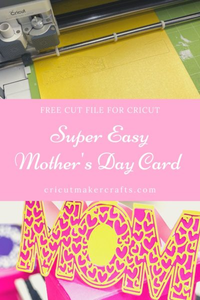 Free Happy mother's day card with hearts svg bundle. Mother S Day Svg Archives Cut N Make Crafts SVG, PNG, EPS, DXF File