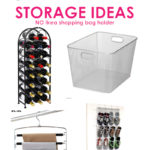 11+ UNIQUE Craft Vinyl Storage Ideas