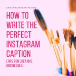 How to write the perfect Instagram caption each time