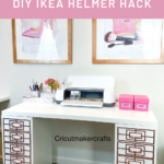 Ikea Helmer Hack [SUPER EASY AND CHIC]