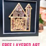FREE LAYERED SVG FILE + 3D Layered Art Tutorial