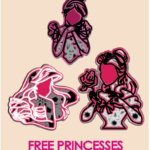 Free Disney Princess SVG Files