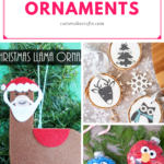 99 Ideas for DIY Ornaments - So Easy and Fun